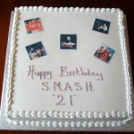 Celebrating SMASH's 21st birthday
