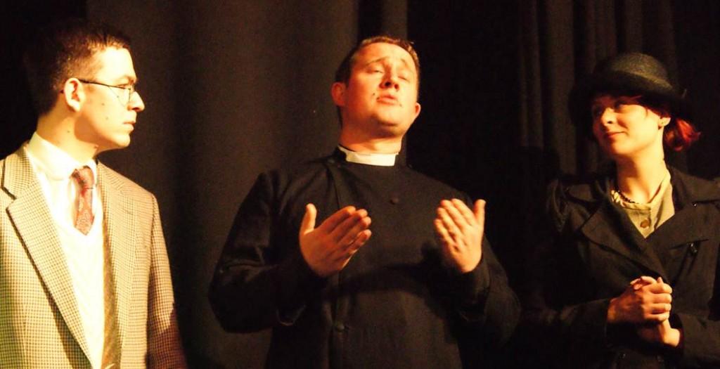Mr Duncan Constance, Vicar, Lady Holdmore