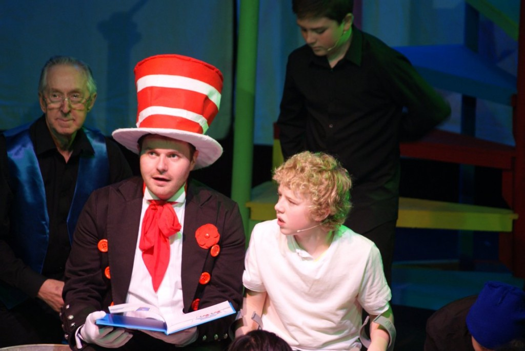 The Cat in the Hat and Jo-Jo