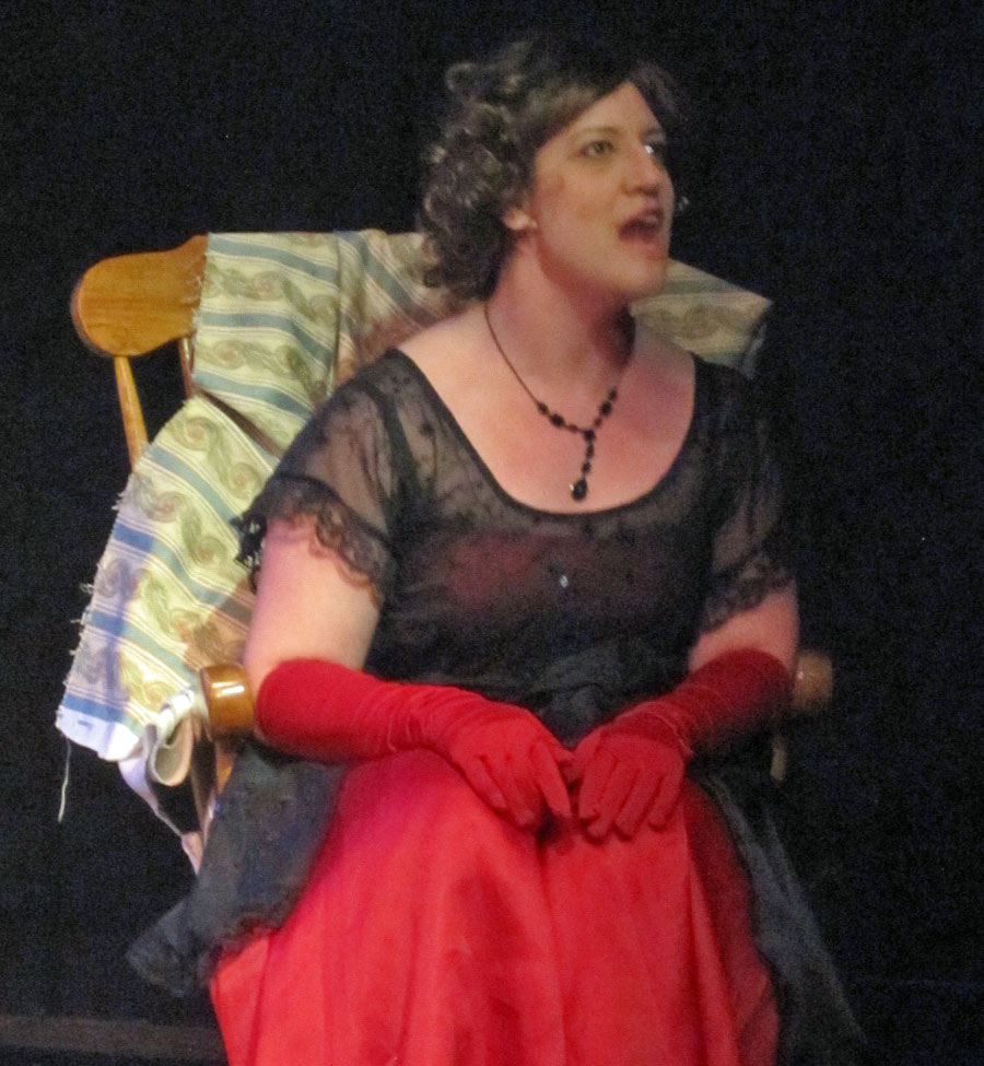 07 Mrs Darling sings a lullaby