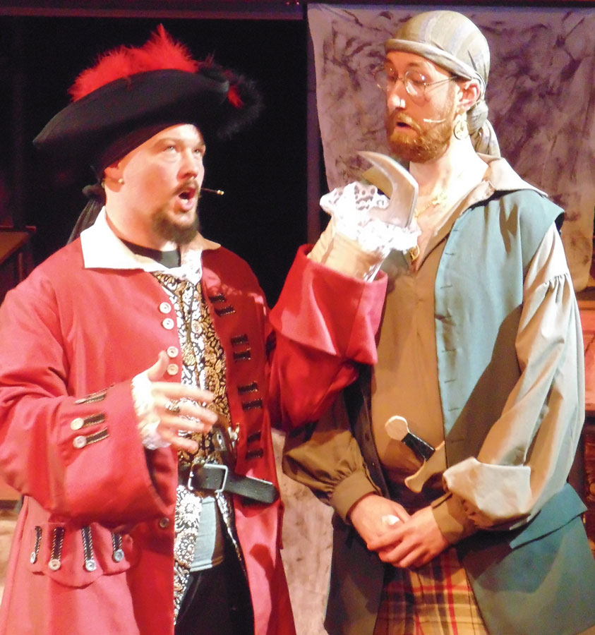 12 Hook and Smee
