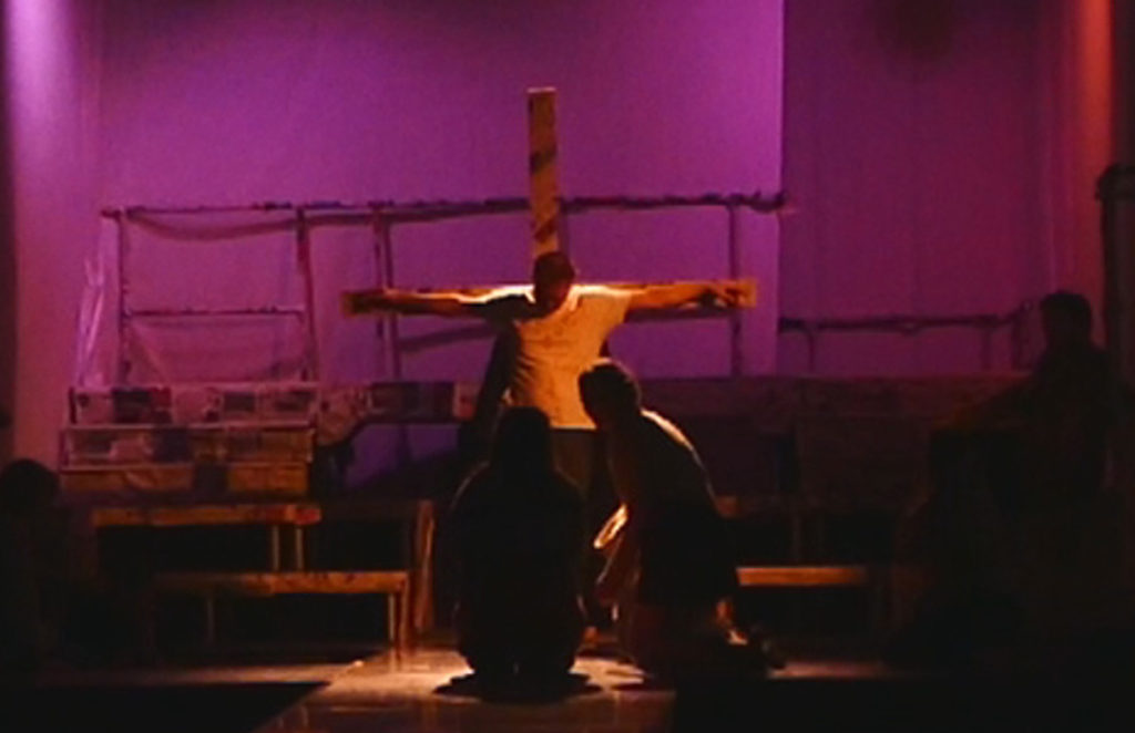 26 The crucifixion