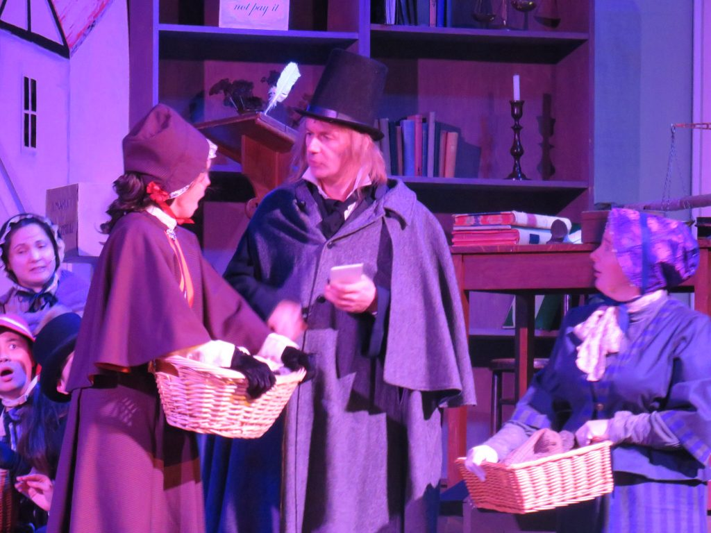09 Scrooge collects his debts