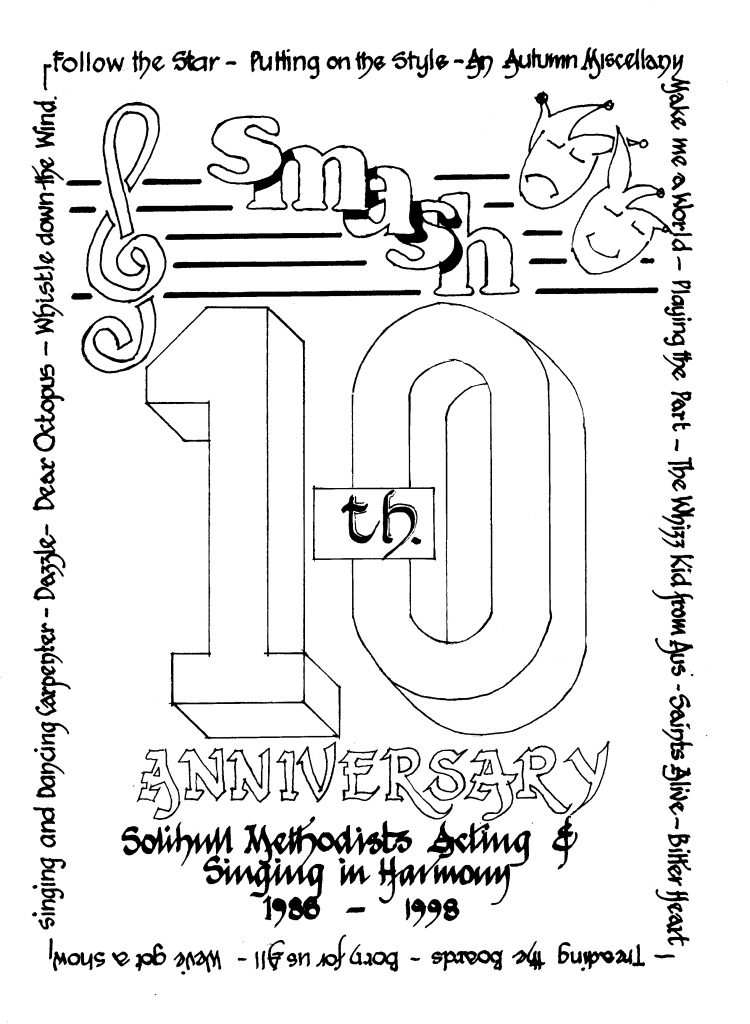 10th anniversary programme
