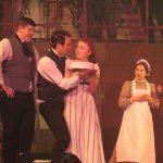 16 Ebenezer Scrooge meets Isabel Fezziwig