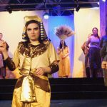 25 Joseph explains Pharaoh's dreams